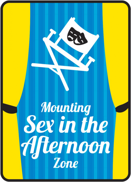 Mounting Sex in the Afternoon